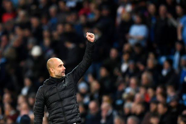 Pep: Liverpool Loss One of Man City's Best Performances
