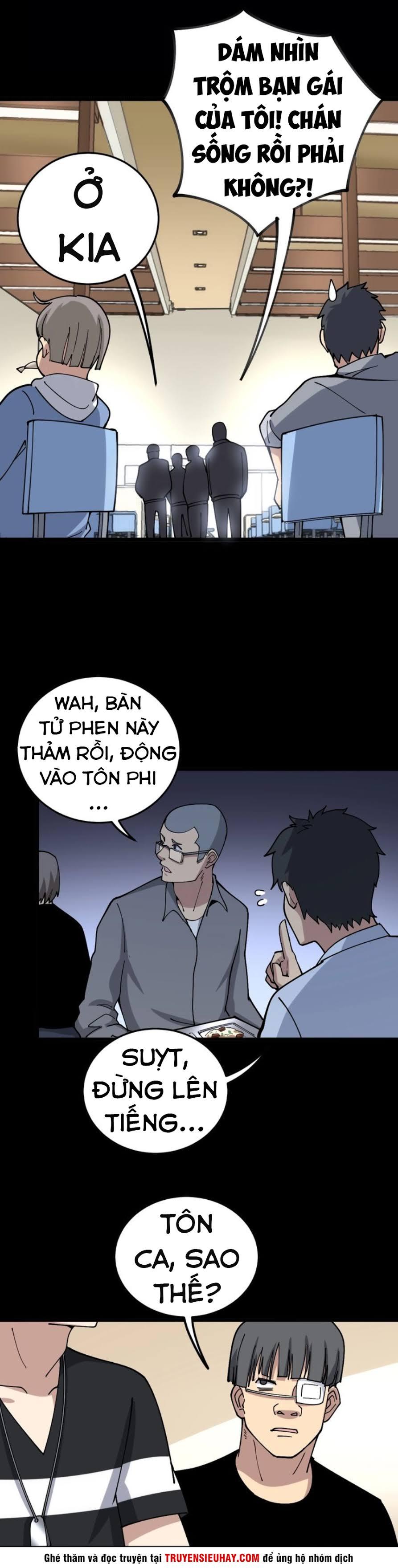 Độc Thủ Vu Y chap 44 - Trang 13