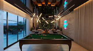 sala de jogos gran bellagio