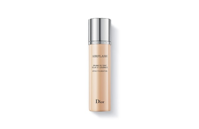 DIORSKIN AIRFLASH, SPRAY FOUNDATION