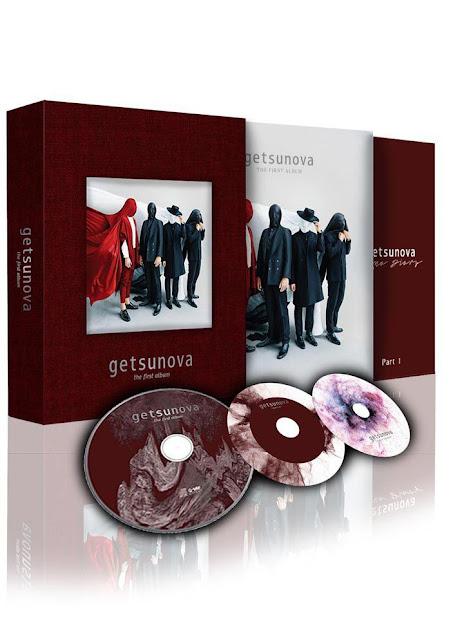 Download [Mp3]-[Box Set] รวมเพลงจากหลากหลายอัลบั้มของวง Getsunova – The First Album (2016) @320kbps 4shared By Pleng-mun.com