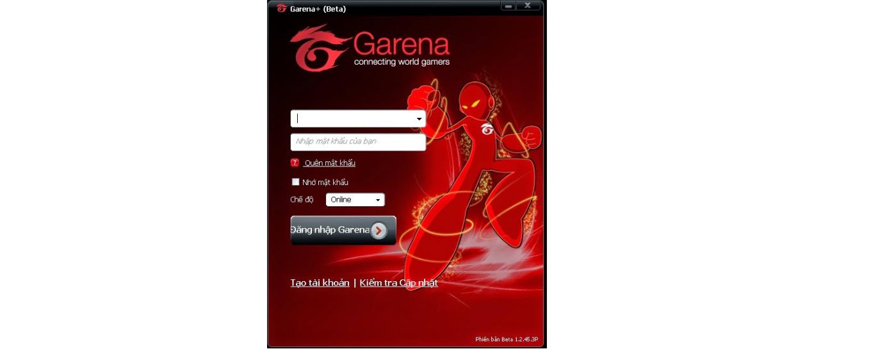 Bạn vào trang web này để tạo một tài khoản http://platform.garena.vn /register/