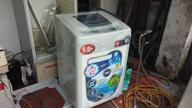 Sửa chữa máy giặt tận nhà