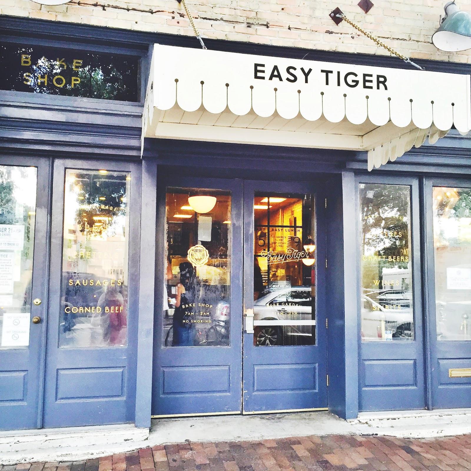 Easy Tiger Austin 6th street