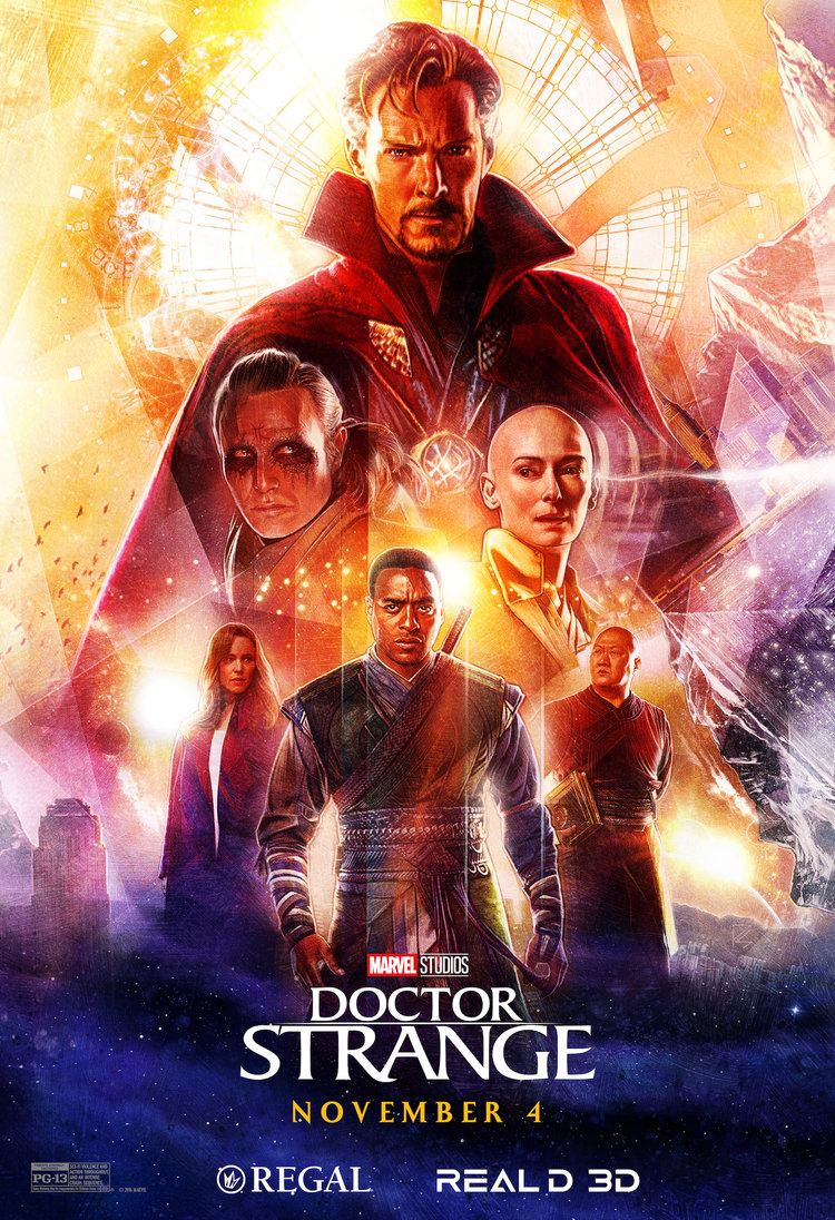 DOCTOR STRANGE (2016) TAMIL DUBBED HD