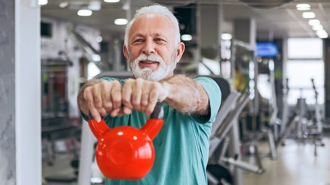 Why you should still go to the gym when you turn 60