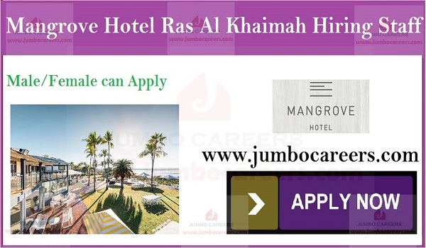 Luxuary Hotel Jobs in Ras Al Khaimah, Available jobs in Gulf countries,