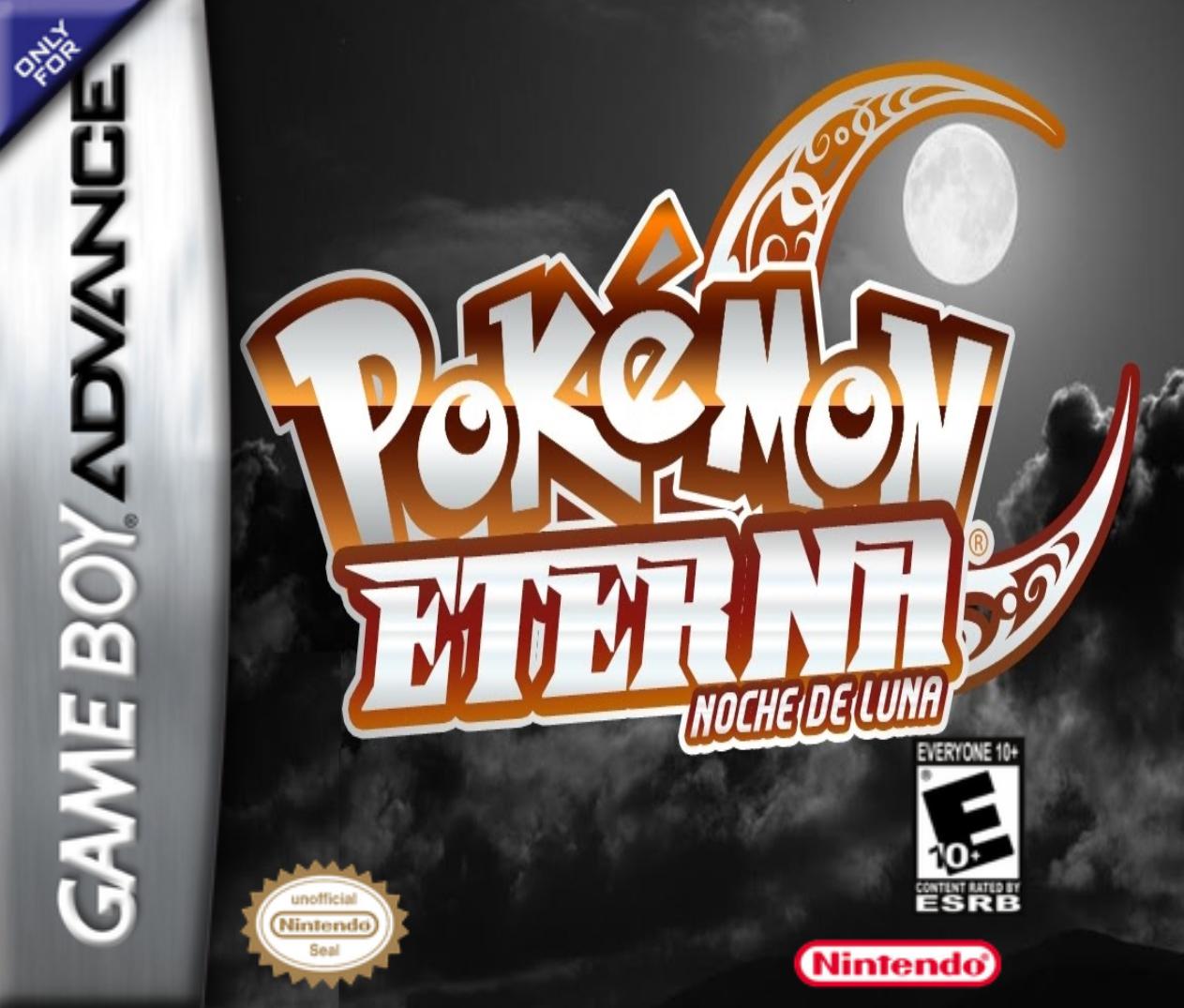 Pokémon Eterna Noche ROM GBA
