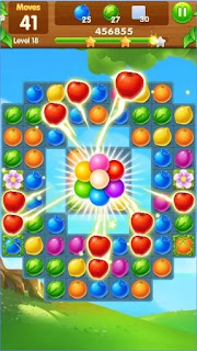 Games Fruit Frenzy App