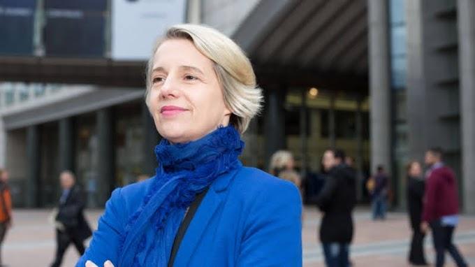 Helga Stevens, la política sorda más veterana de Europa