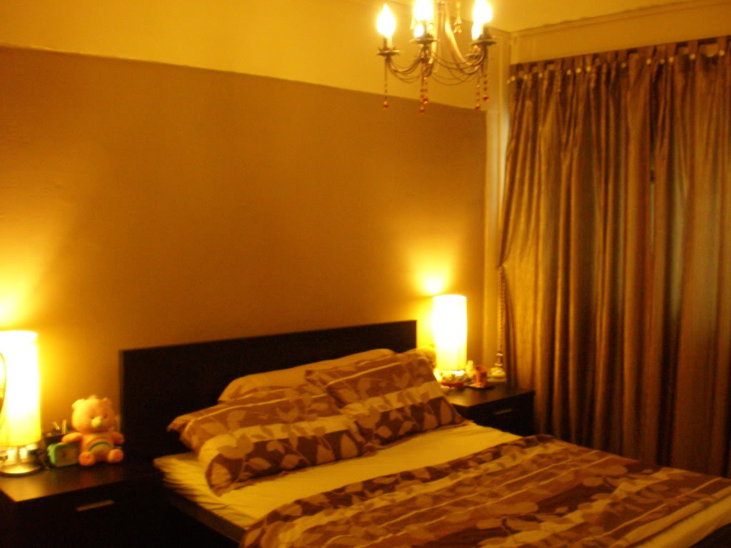 SWEET HOME DESIGN AND SPACE: Ideas For Romantic Bedroom Design