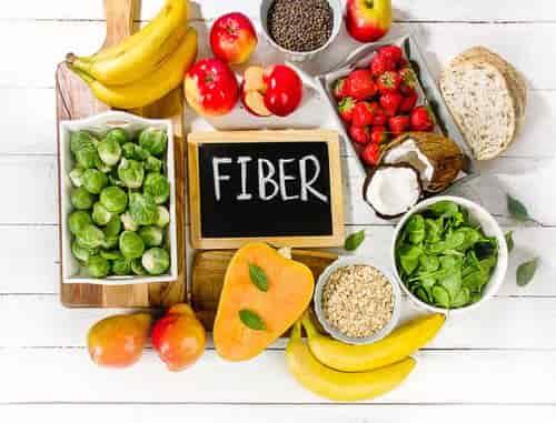 List of fiber-rich foods in pregnancy