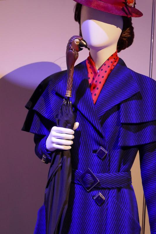 Mary Poppins Returns umbrella prop