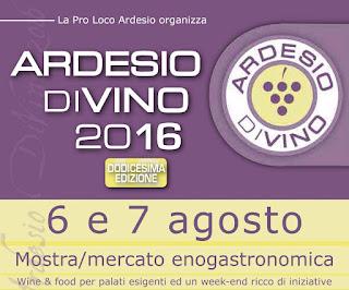 Ardesio DiVino 5-6-7 agosto Ardesio (BG)