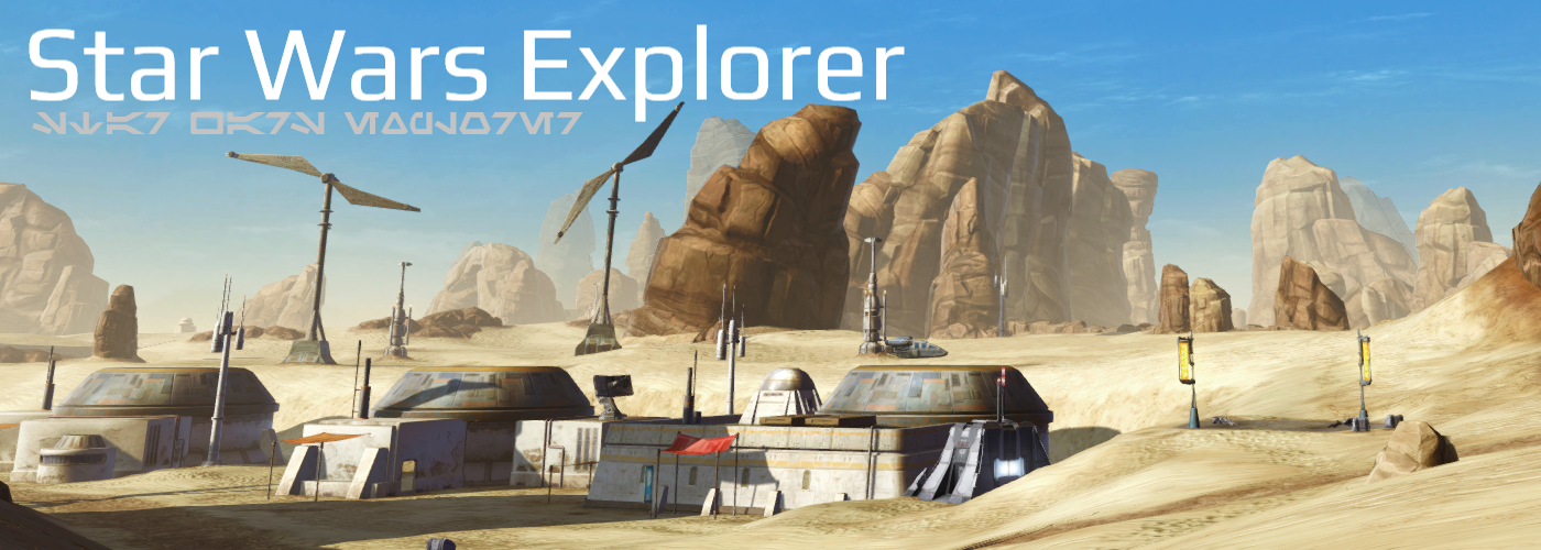 Star Wars Explorer