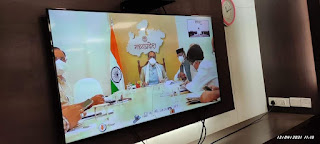 आयुष मंत्री श्री कावरे को बालाघाट एवं सिवनी जिले का कोविड-19 प्रभारी बनाया गया