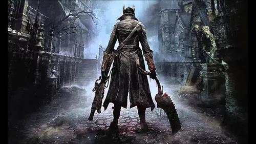 Bloodborne Game PS4 Terbaik