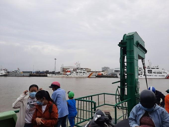 Phượt từ Sài Gòn qua Vũng Tàu bằng phà: hottrend 2021