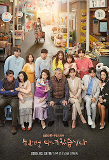 review once again korean drama