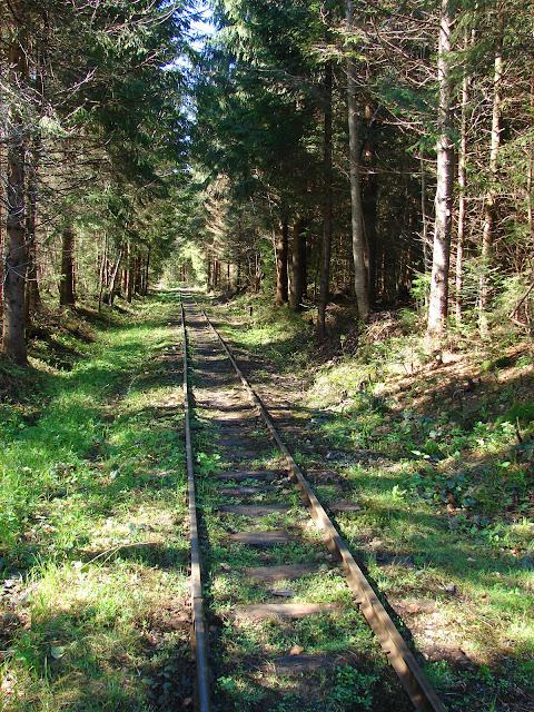 Карпатский Тоннель любви