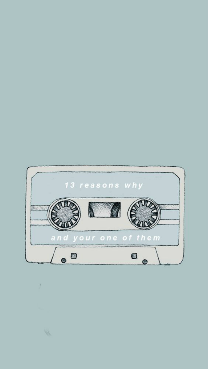 Wallpaper de 13 Reasons Why para celular