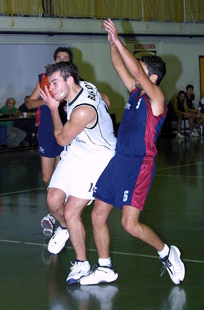 Ρετρό: Φωτορεπορτάζ από τον αγώνα Αρμενική-Βάκχος για την Β΄ ΕΚΑΣΘ ανδρών την περίοδο 2003-2004