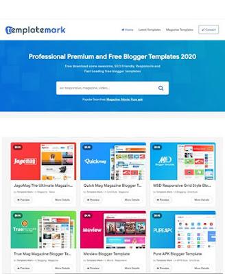 Δωρεάν πρότυπα για το blog σου html 2021