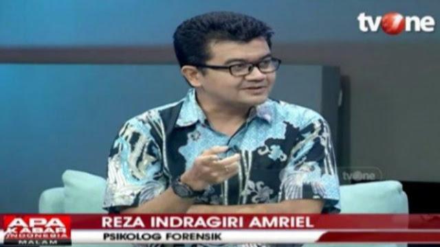 M. Kece Dianiaya, Reza Indragiri: Kekerasan dalam Penjara Itu Lazim, yang Lemah Babak Belur