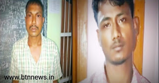 Sonai Police  raided the notorious 4 robbers