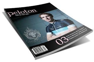Peloton Magazine – April – May 2011