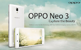 Download Firmware OPPO Neo 3 R831K buat Flash OPPO R831K