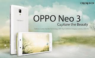 Cara Flash OPPO Neo 3 tanpa PC