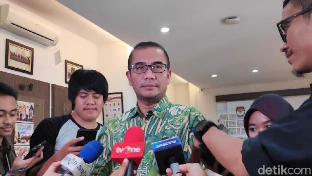 KPU Polisikan Akun Penyebar Tuduhan 'Server Di-setting Menangkan Jokowi'