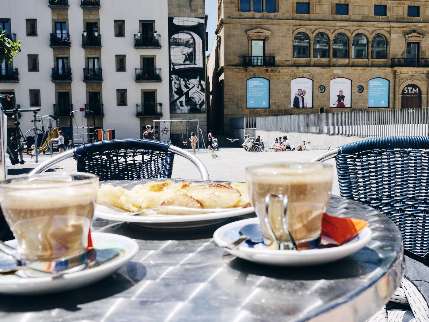 Café - San Sebastián