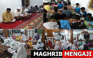 Mukhlis Rahman : Kita Akan Lakukan Penilaian 20 Masjid Tersumarak dan Teramai Dikunjungi Jemaah.