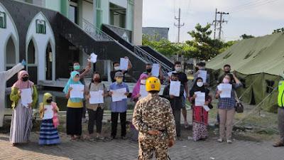 247 Pasien OTG Dirawat di RS Darurat IAIN Tulungagung, Alhamdulillah 217 Sudah Sembuh