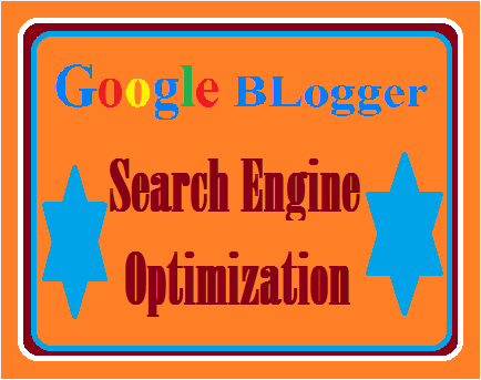 Search Setting, Search Engine optimization of a blogspot blog
