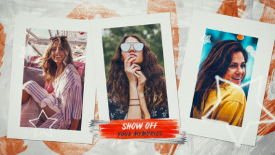 Projects – VideoHive – Summer Photo Slideshow – Happy Moments – 24292979 [AEP]