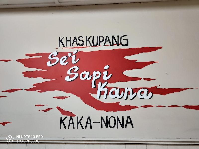 Sei Sapi Kana, Kuliner Lezat Khas NTT Hadir di Solo