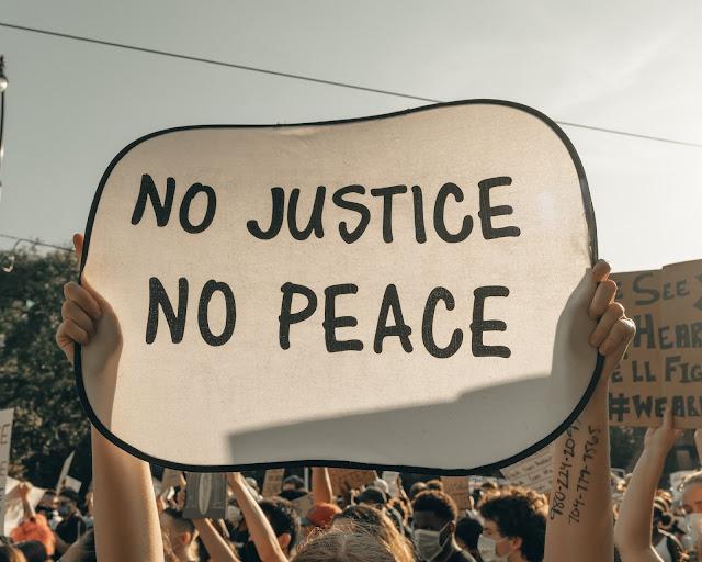 No Justuce, No Peace