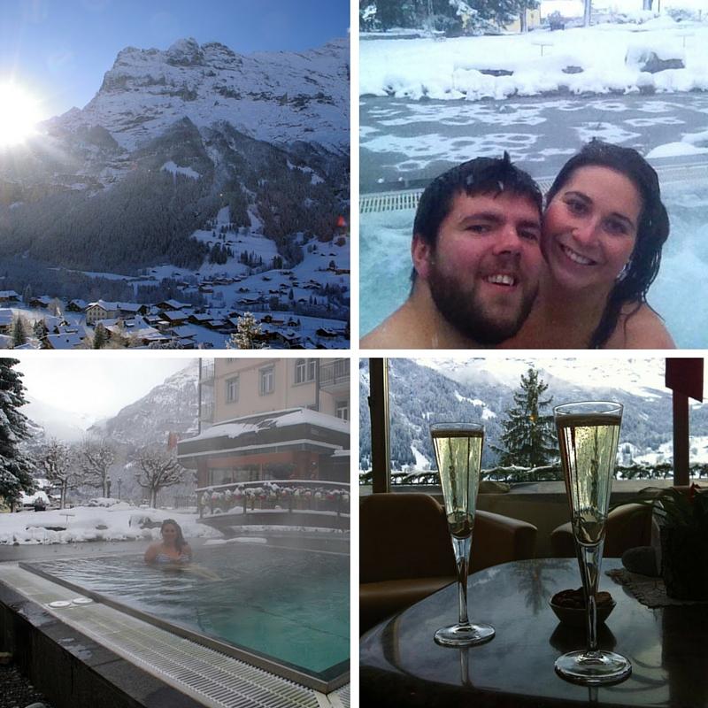 The Aussie Flashpacker Hotel Belvedere Grindelwald Switzerland