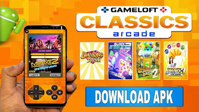Gameloft Classics: 20 Years Apk for Android