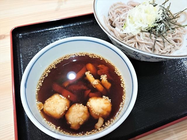 鶏蕎麦つけ麺