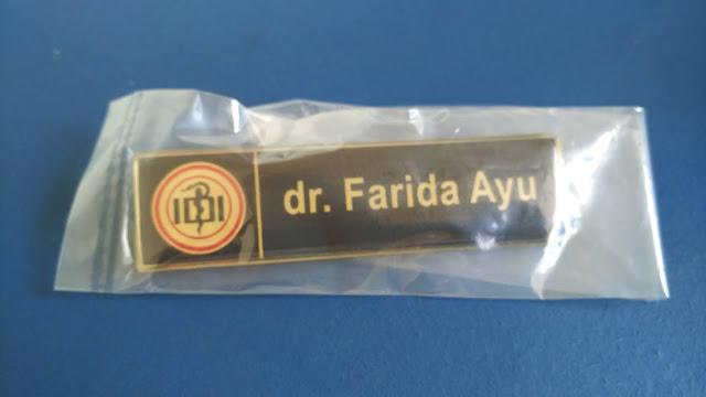 Nama Dada Untuk Dokter