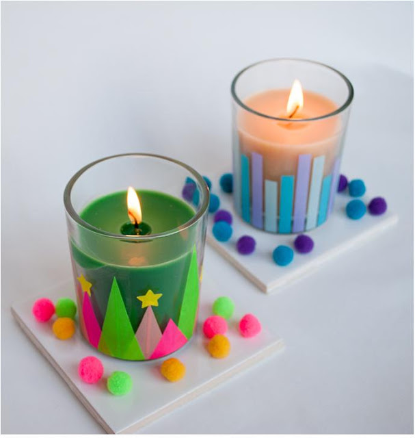 Create your own delicate and scented candles at KORUM's WOW workshop