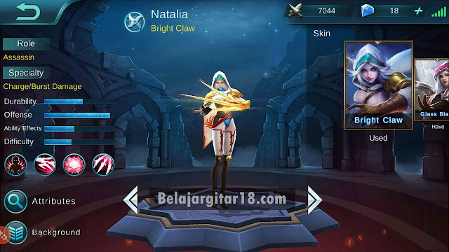 Assasin mobile legends