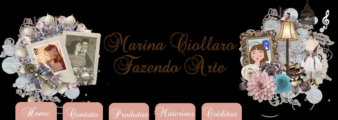 Marina Ciollaro Fazendo Arte Kit Casamento Estilo Vintage Nas