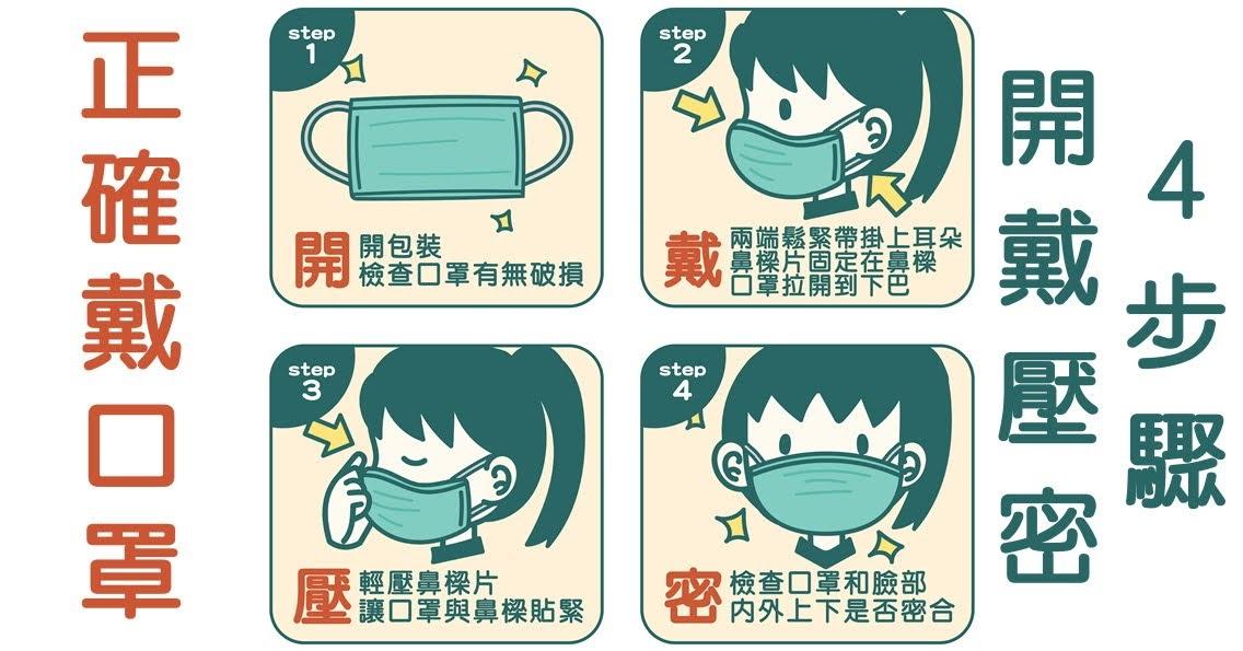 網傳台南不戴口罩「不再勸導、直接開罰」|黃偉哲:沒有啦,仍會先勸導!