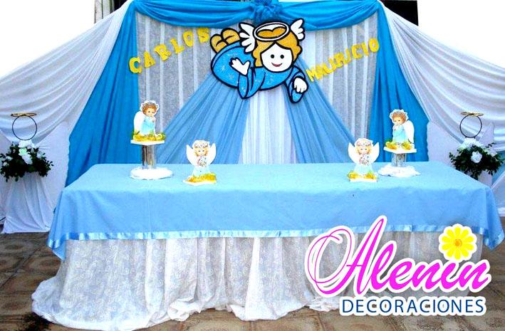 Eventos decoraci n para bautismo zona sur for Decoracion de bautismos