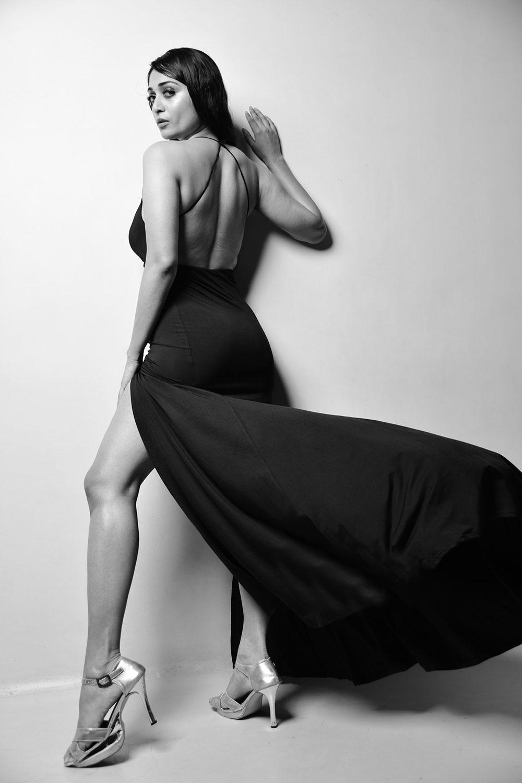 Actress  Kimora Pyne      Glam Photoshoot